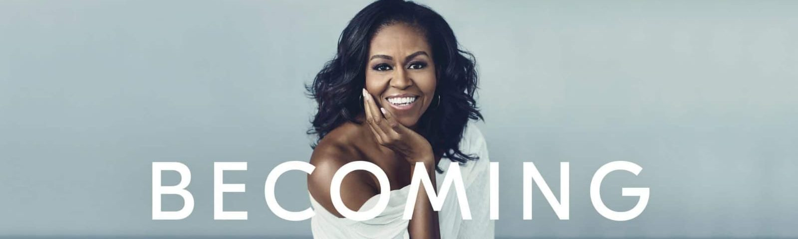 Becoming: la nuova biografia su Michelle Obama